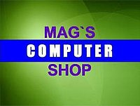 Mag's Computershop Logo